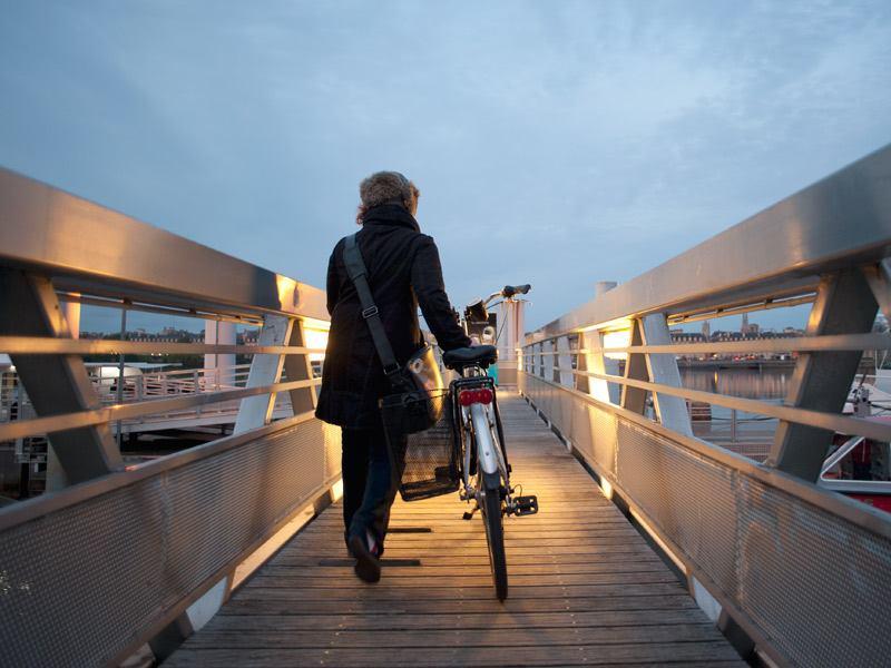 Le BatCub mode de transport qui enrichit l'offre de TBM Bordeaux
