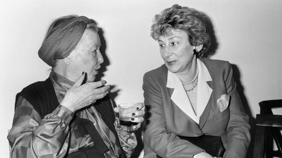 Quand une philosophe féministe rencontre une ministre des Droits des femmes
