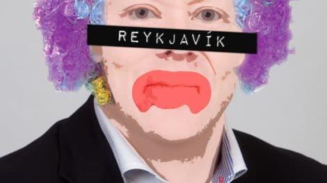 Jón Gnarr, maire punk de Reykjavík