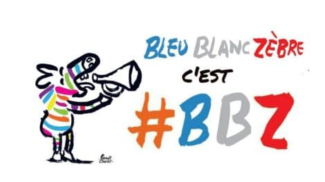 Bleu Blanc Zèbre le mouvement d'Alexandre Jardin