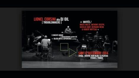 Lionel Corsini aka DJ Oil Trouble Makers