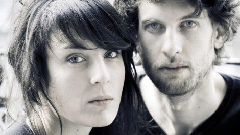 Audrey Nobis et Gabriel Willem