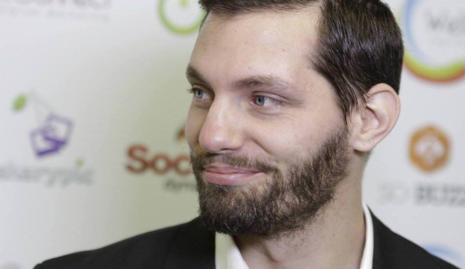 Gabriel Miquet-Grivet, créateur de la société Weevdone