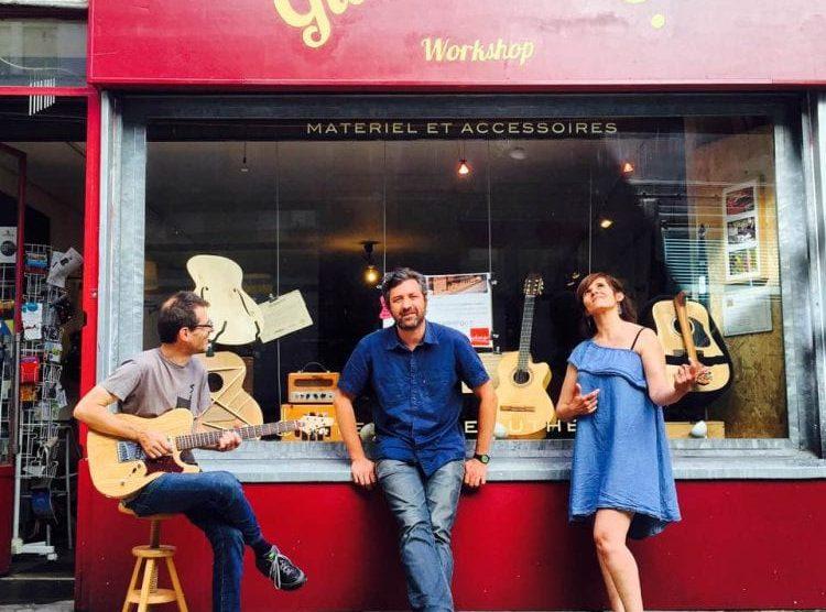 Guitar & co crowdfunding luthier Bordeaux