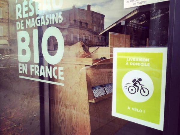 """biocoop """"Chartronsplace to be""""reseaux magasins bio France"""