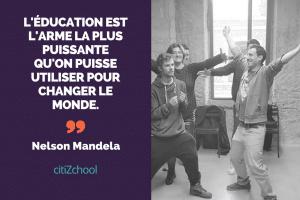 Jugeote-citiZchool-Education-Bordeaux-Ecole - leadership citoyen-Crowdfunding