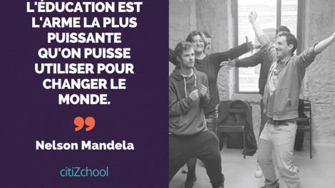 Jugeote-citiZchool-Education-Bordeaux-Ecole - leadership citoyen-Crowdfunding