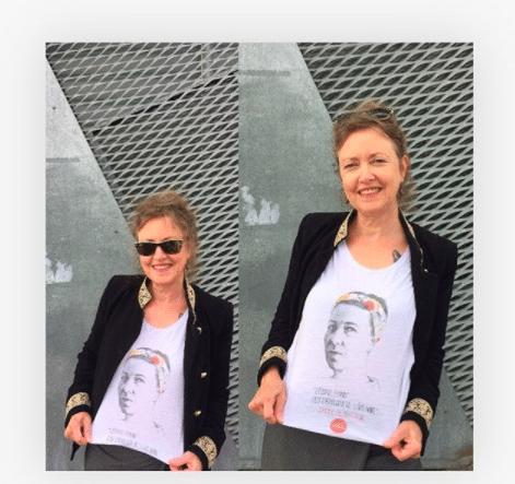 Serial Blogueuse feat Simone de Beauvoir