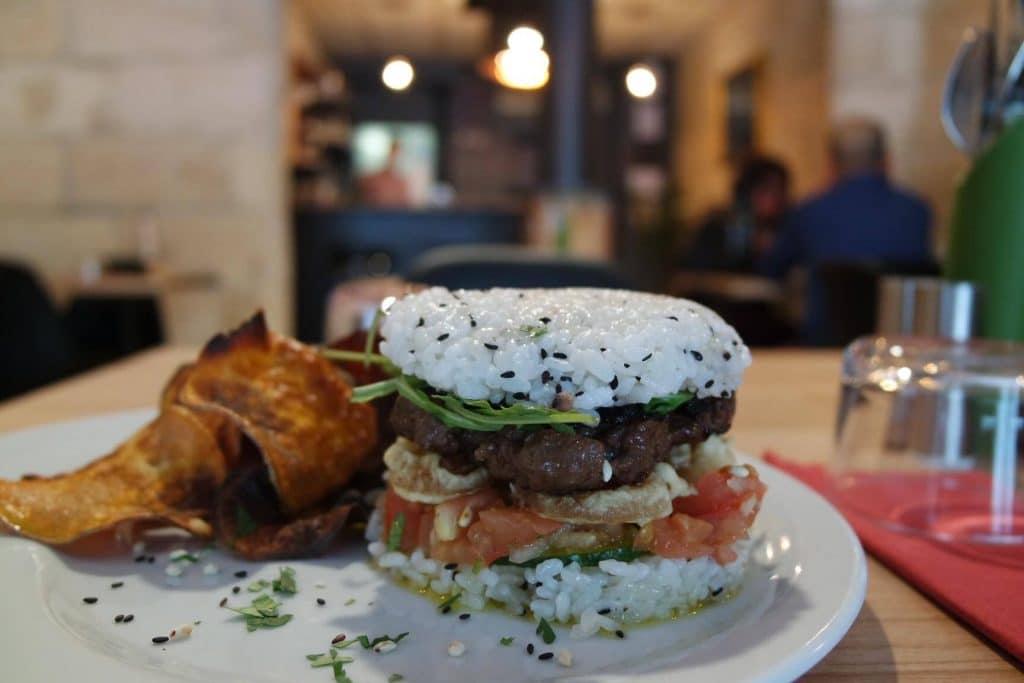 L'Anh-Kha Burger Crédit @Clément Guénault Bordeaux good food