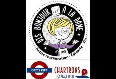 Dis Bonjour à la dame snacking et vie de quartier aux Chartrons à Bordeaux
