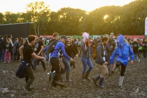Garorock 2017 and the mud