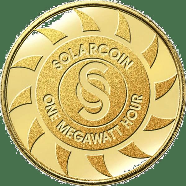 Solarcoin programme de recompense pour les producteurs d'energie solaire