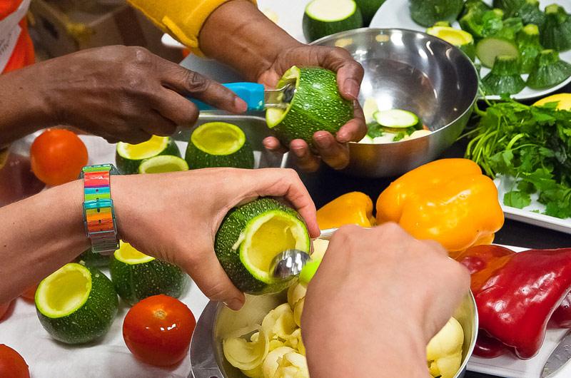 Des news du projet d'épicerie solidaire adossé à un jardin partagé
