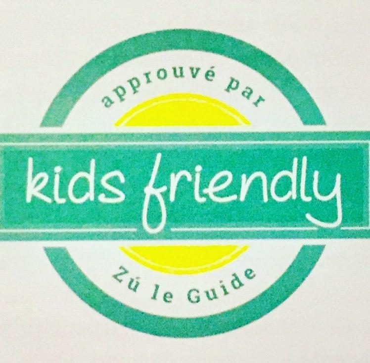 Macaron Zú kids friendly