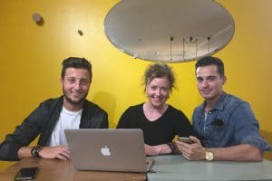 Yannick Nouet, Isabelle Camus, Fabien Marty, Vife & Serial Blogueuse