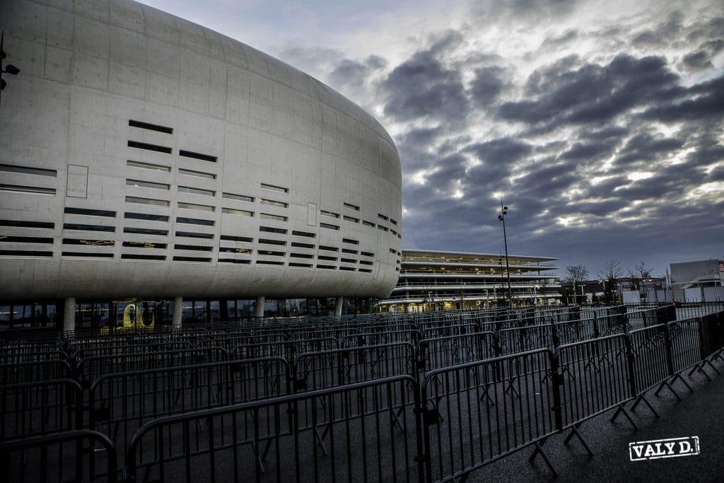 Bordeaux Metropole Arena la salle qui va booster la ville de Floirac.