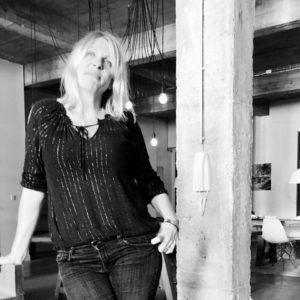 Guillemette Bardinet fondatrice de Bordeaux à Grande Vitesse