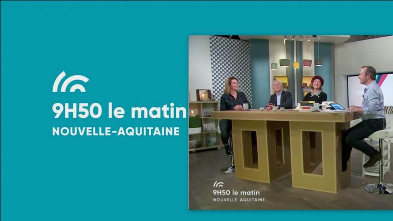 Delphine Roux, Isabelle Camus et Christophe Zirnhelt