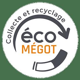 écoMégot collecte et recycle les mégots.