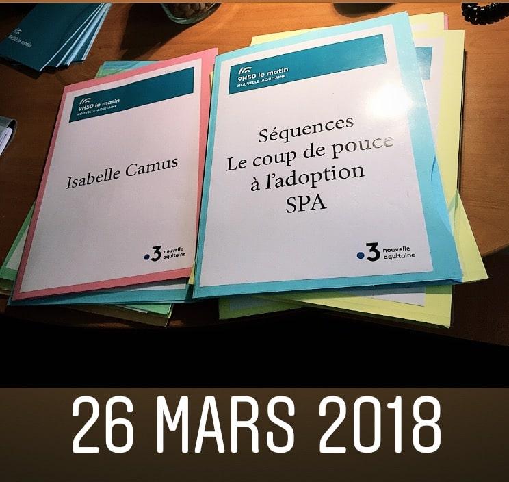 Isabelle Camus chroniqueuse France3 Aquitaine France Télévisions