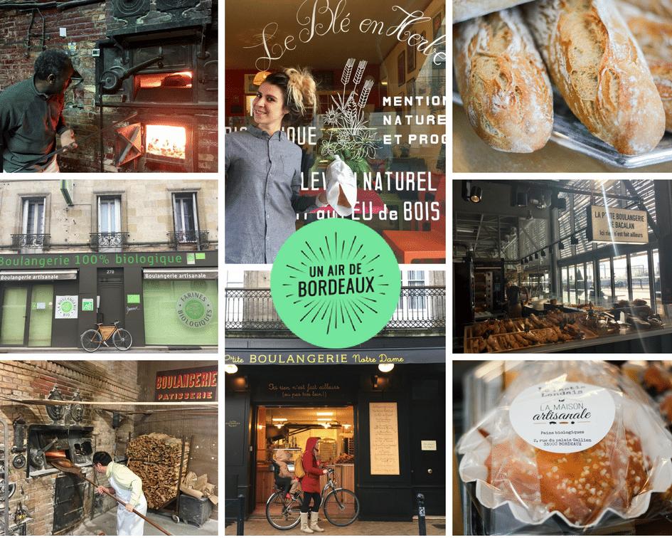 Top 5 des boulangeries bio à Bordeaux