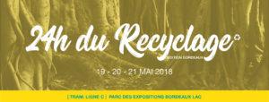 Du 19 au 21 mai, les 24 heures du recyclage donnent le top