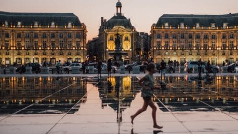 Bordeaux ville attractive et place to be du tourisme