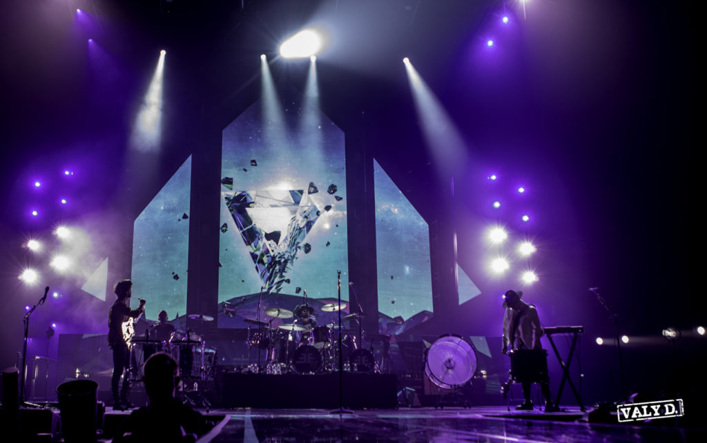 Imagine Dragons Bordeaux Métropole Arena © Valy DION photographe Libourne