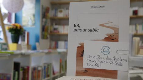 Auteur Patrick Artoan aux édtions mrk chartrons