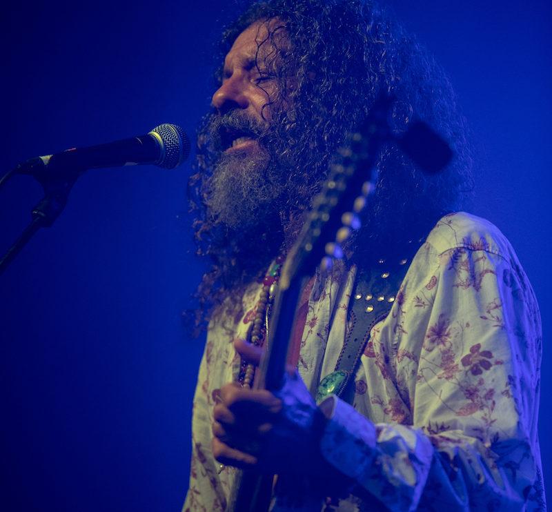 Paco Rodriguez du groupe Gamine