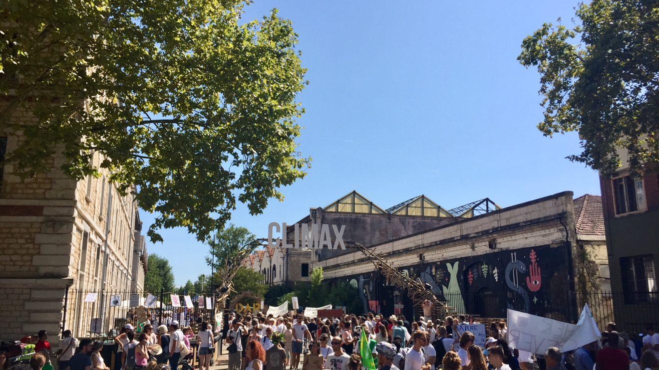 Marche pour le Climat Bordeaux Climax