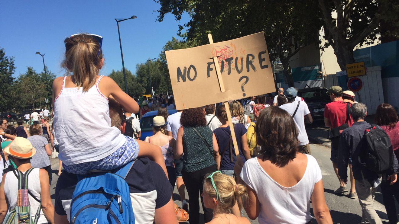 Marche pour le Climat Bordeaux
