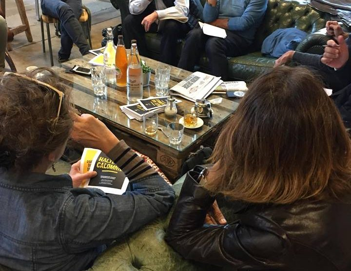 Isabelle Camus Serial Blogueuse et Nathalie Bois-Huyghe