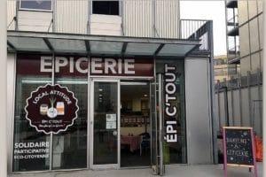 Le projet global Local'Attitude a son épicerie baptisée Epi C' Tout