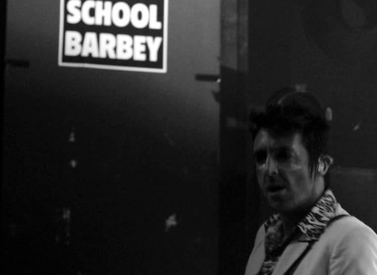 Rock School Barbey feat Miles Kane