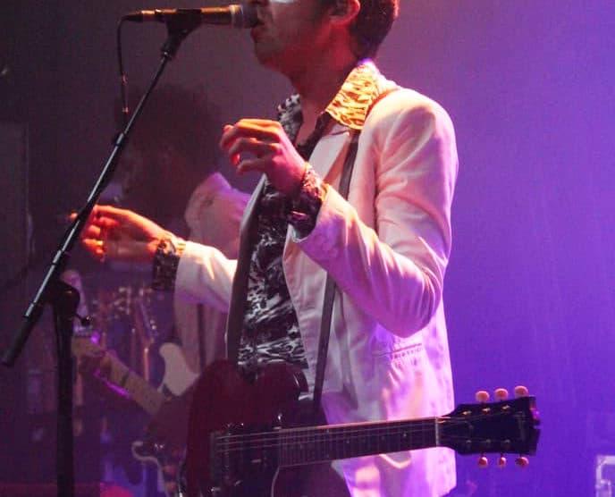 Miles Kane sur scène