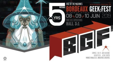 Bordeaux Geek Festival #5