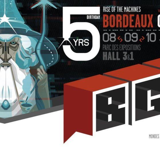 Bordeaux Geek Festival #5