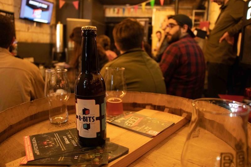 bière BGF 8-bit
