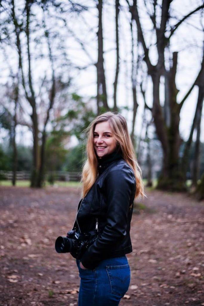 Laura Van Puymbroeck photographe de la nature et du mouvement