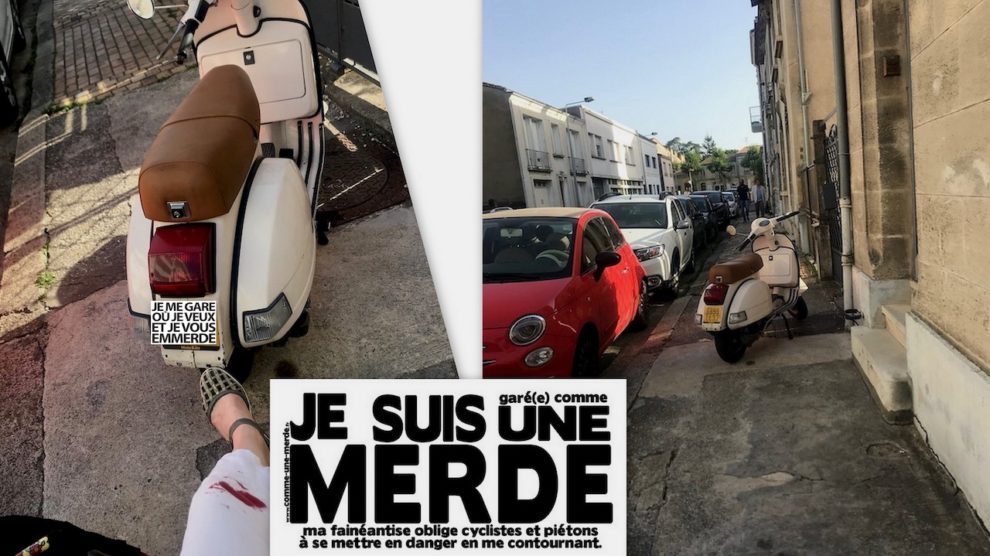Le scooter de tous les dangers