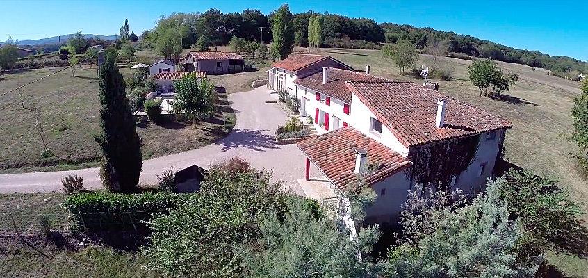 Le laboratoire de la Maison Berthe Guilhem à la Bastide de Besplas