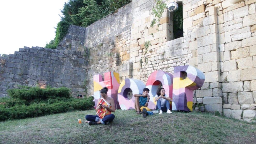 entrée hoop festival