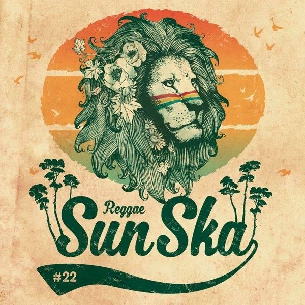 Logo Reggae Sun Ska 2019, 22ème édition, affiche festival, reggae music