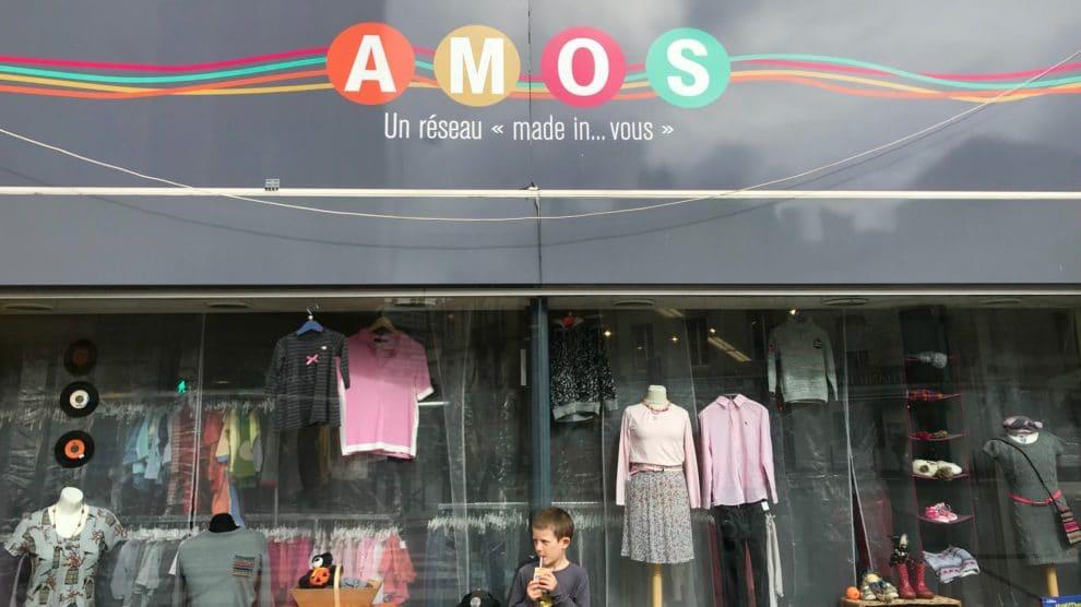 La boutique Amos des Chartrons