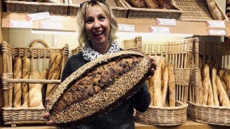 Du beau et du bon pain aux Chartrons