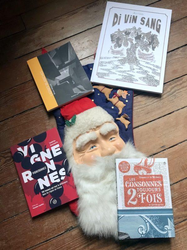 Quatre idees de livres pour Noël 2019