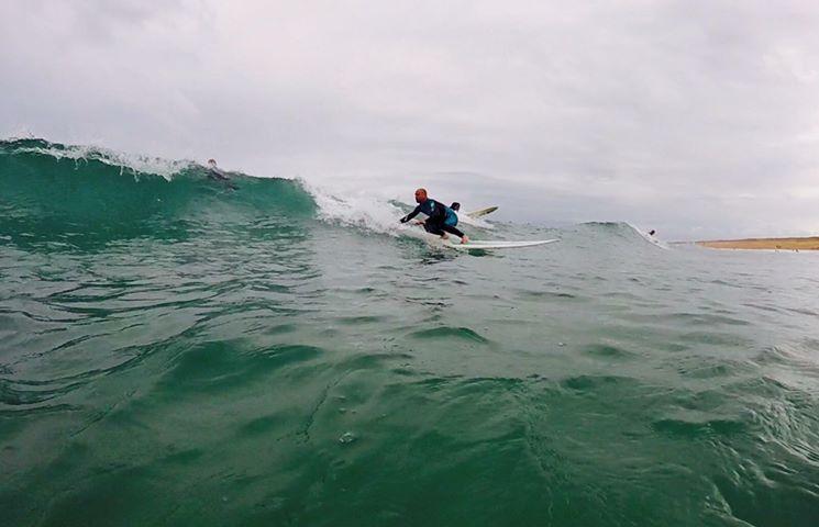 Jérome Cordoba ou le surf dans tous ses états
