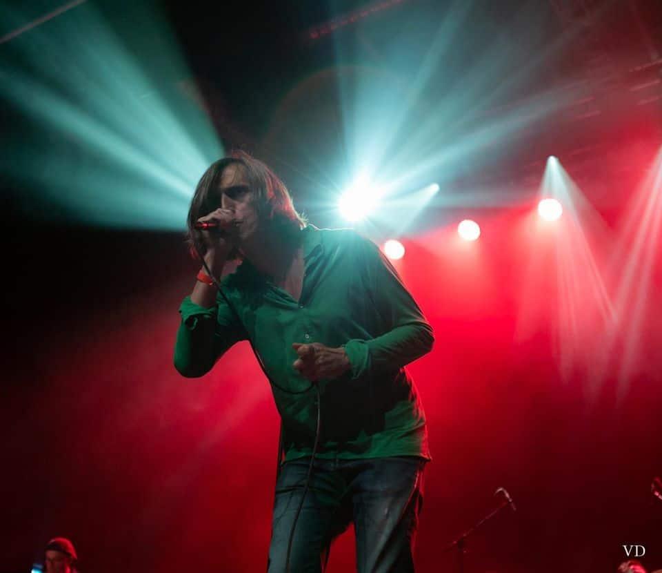 Jofo en chanteur des Snoc
