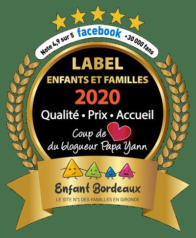 Charte Enfant Bordeaux